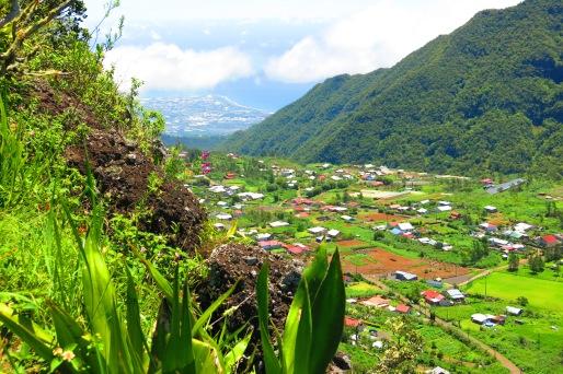 Dos d'Ane , Réunion