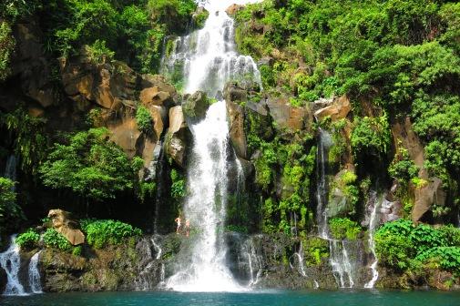 Cascades de la Réunion