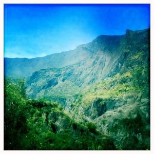 Mafate , ile de la Réunion