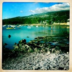 Bassin Pirogue reunion